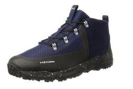 UA BURNT RIVER 2.0 MID-MDN/BLK/OCG