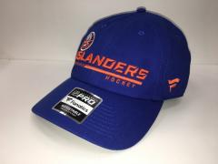 New York Islanders Authentic Pro Locker Room Unstructured Adjustable Cap Royal-OS