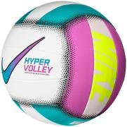 NIKE HYPERVOLLEY 18P ORACLE AQUA/FIRE PINK/WHITE/SPEED YELLOW