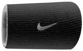 NIKE DRI-FIT HOME & AWAY HEADBAND WHITE/BLACK OSFM