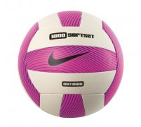 NIKE 1000 SOFTSET OUTDOOR VOLLEYBALL DEFLATED